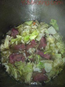Boiling Dinner