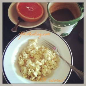 131 egg breakfast