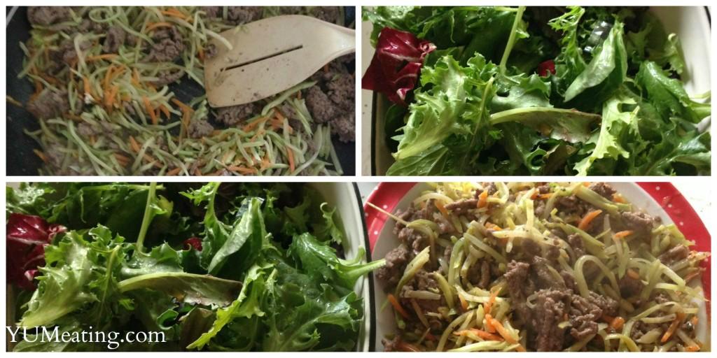 crack salad