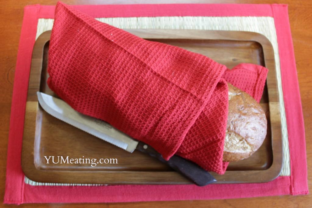 rye bread red