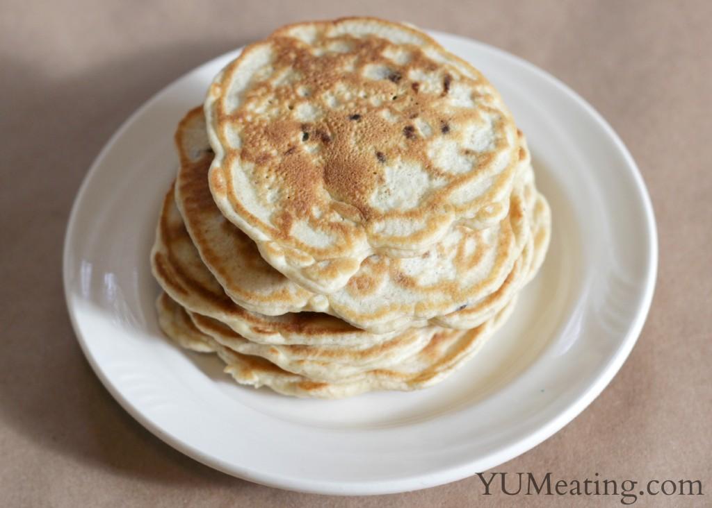 carob-chip-pancakes-stack