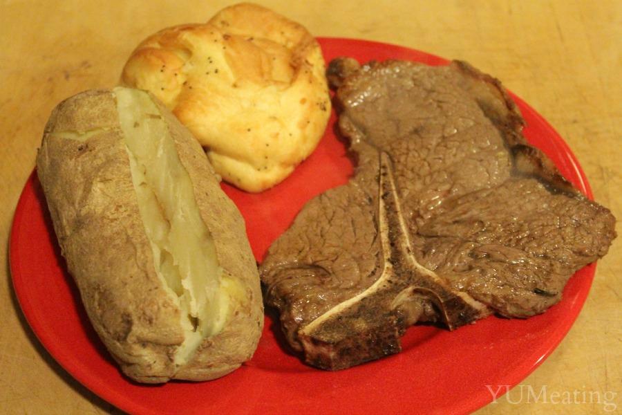 tbone steaks