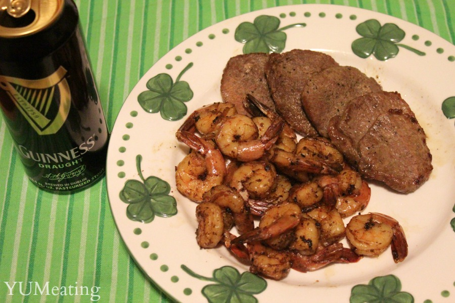 guinness grilled angus steak