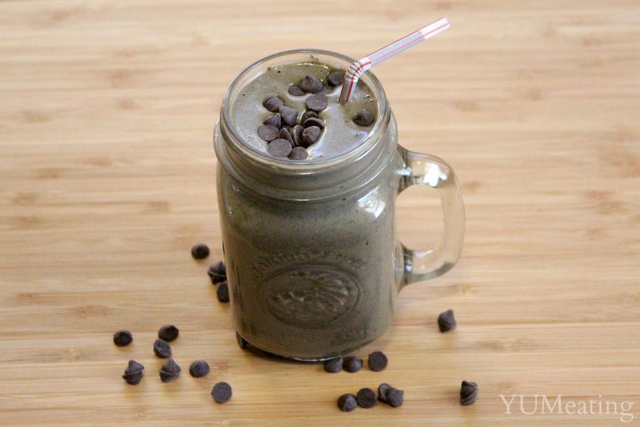 caramel cocoa greenie