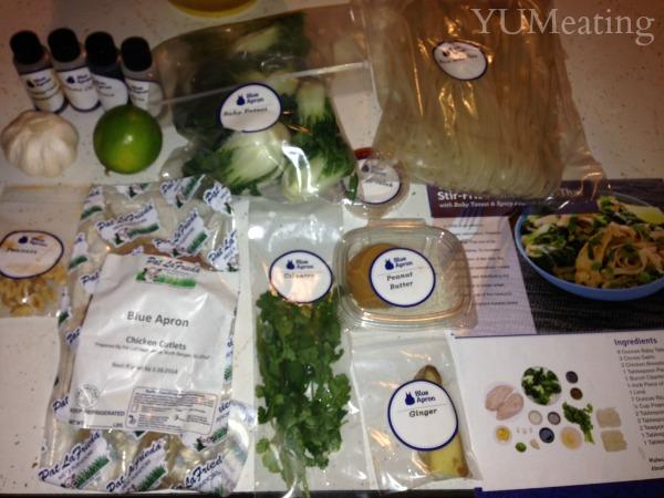 pad thai chicken ingredients