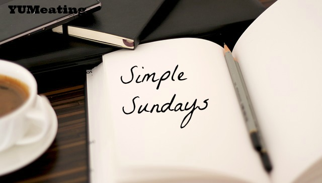 simple sundays