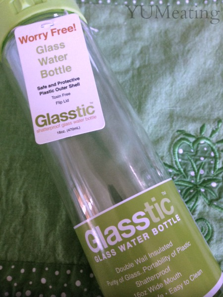 green glasstic