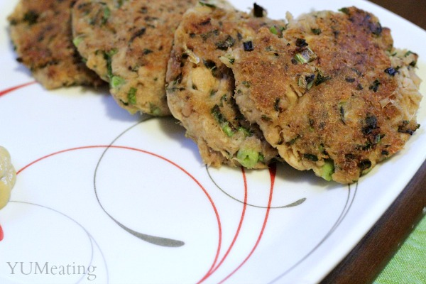 tasty tuna cakes yumeating