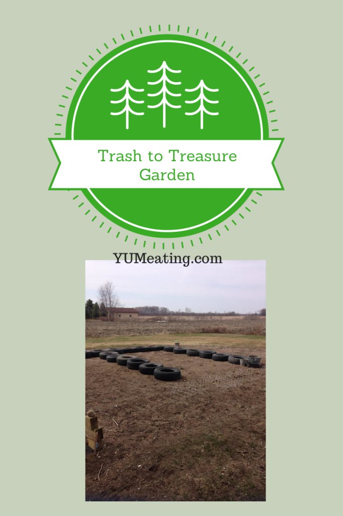 Trash to Treasure Garden