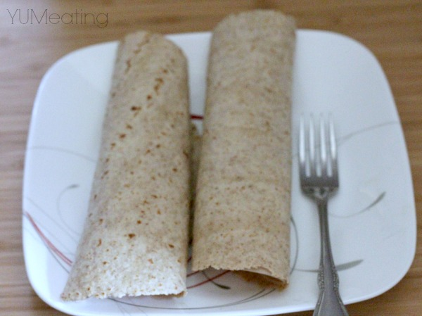 low carb breakfast wraps