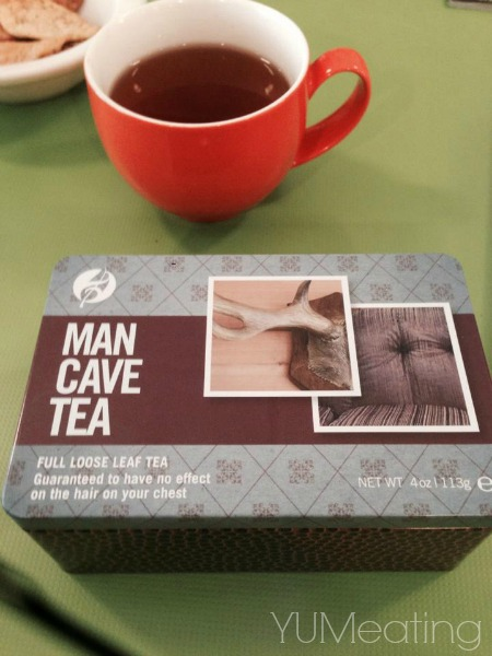 diversion man cave tea