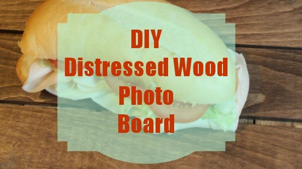 photo board DIY