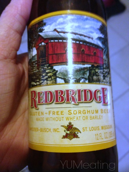 red bridge beer