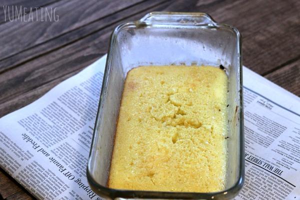 Lemon Cake Lemon Drizzle