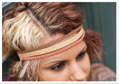 Paparazzi Accessories- saraha headband