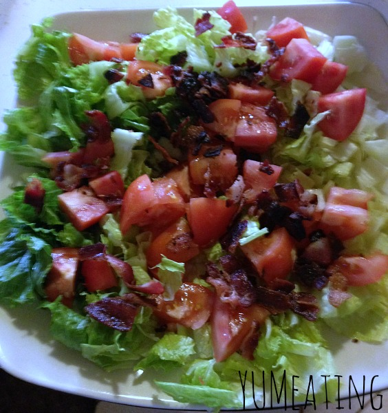 yumeating low carb blt