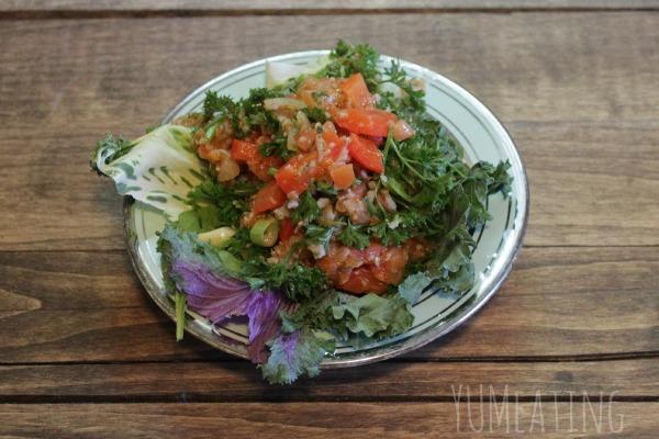 bulgur salad vegan