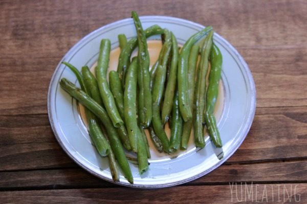 great green beans