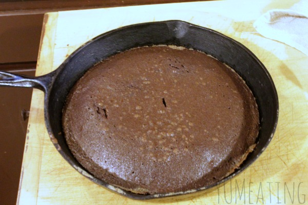 brownie skillet brownie