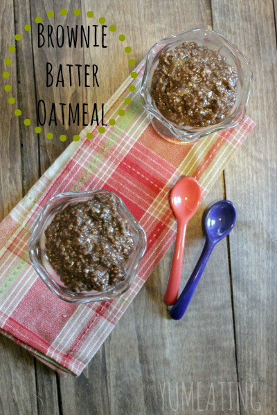 logo brownie batter oatmeal