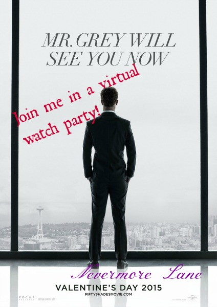 Virtual '50 Shades of Grey' Watch Party