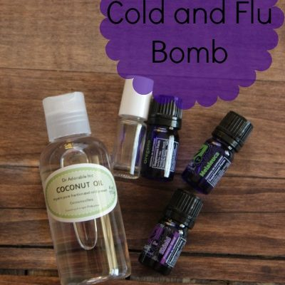 #DIY Cold and Flu Bomb