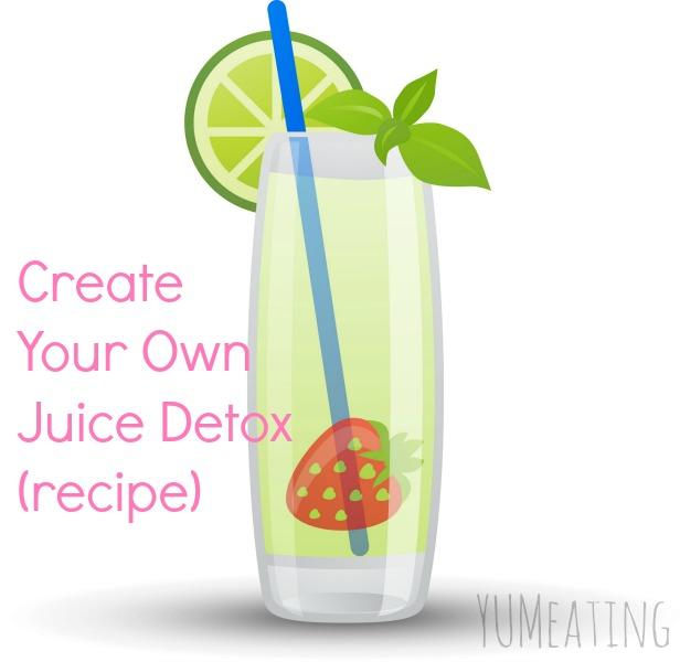 juice detox recipe