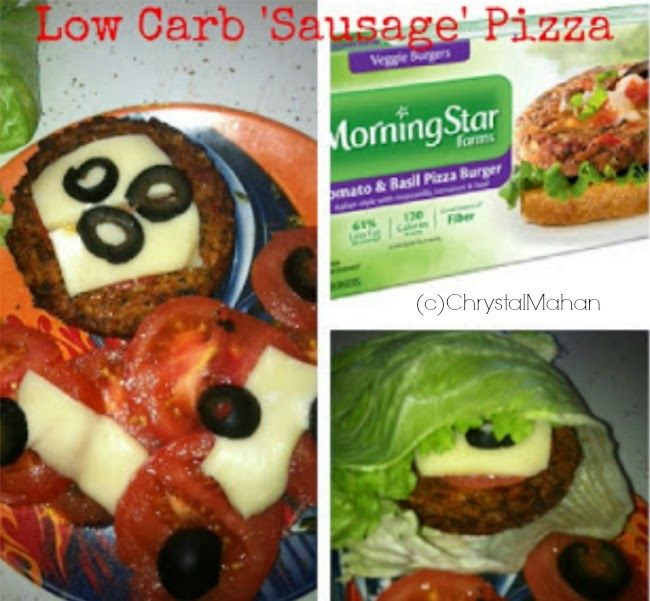 Low Carb Pizza | YUM eating