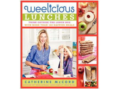 Weelicious Lunches by Catherine McCord was a Hit!