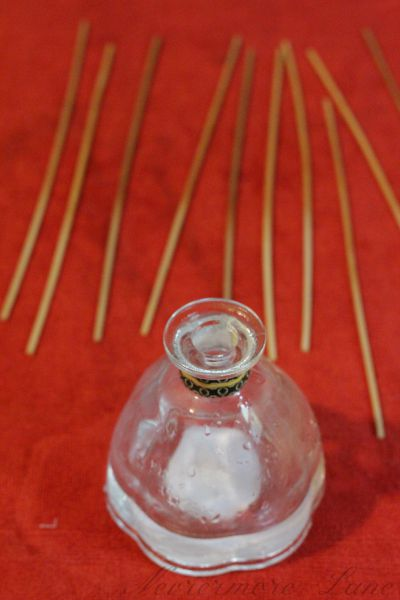 Essential Oils : Repurposing a Reed Diffuser #DIY