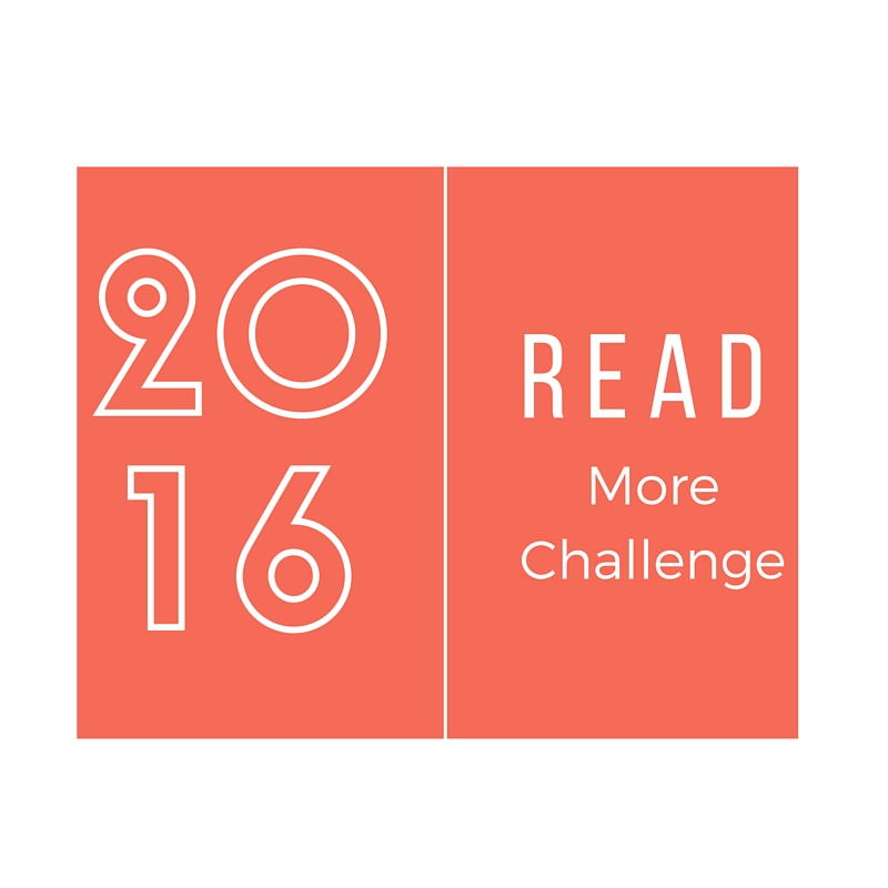 2016 Reading Challenge | Nevermore Lane