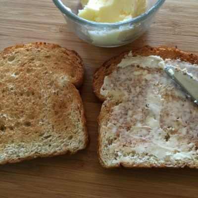 Easily Shake Your Way to Homemade Butter