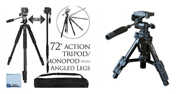 Choosing Your Camera Tripod | Nevermore Lane