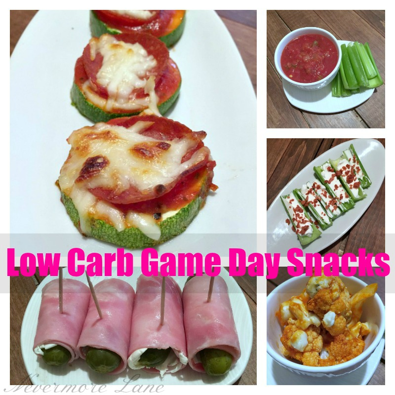 Low Carb Snacks for Game Day #gamechangingswitch #savalotinsiders | Nevermore Lane