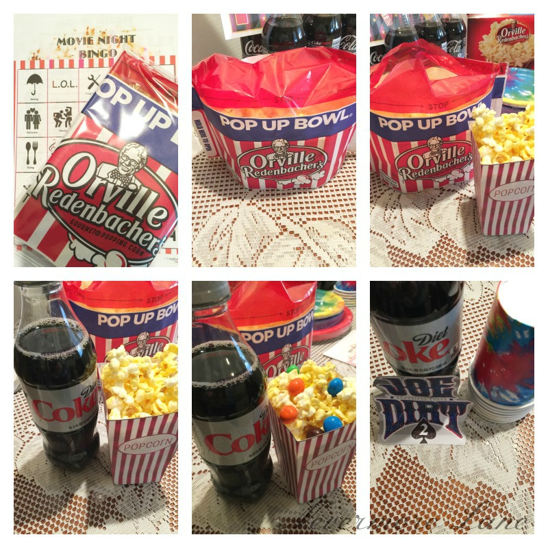 Movie Night In : Girls Night | Nevermore Lane
