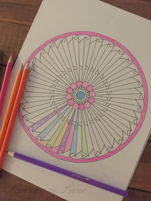 #adultcoloring I'm Back in the Artistic World { and my Top Coloring Book Picks }