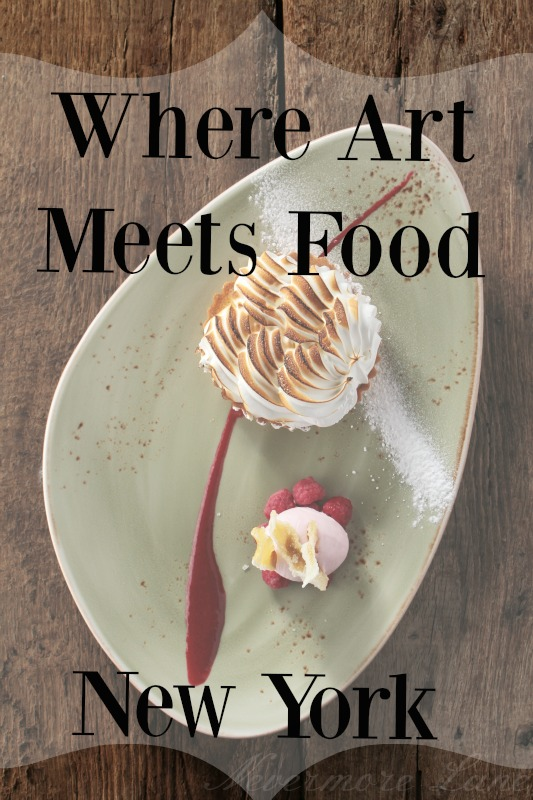 Where Art Meets Food: New York | Nevermore Lane
