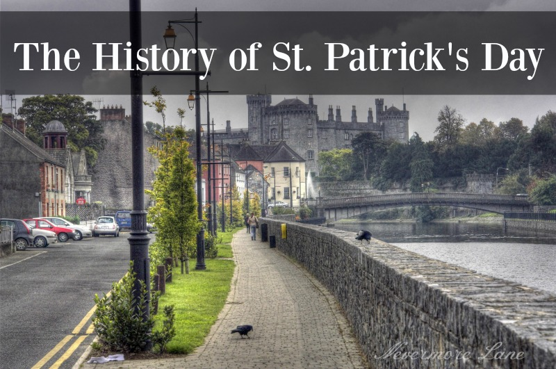 The History of St. Patrick's Day | Nevermore Lane