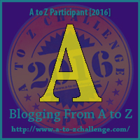 #atozchallenge  A is for Attitude Adjustment