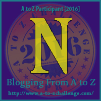 #atozchallenge N is for Nutrition