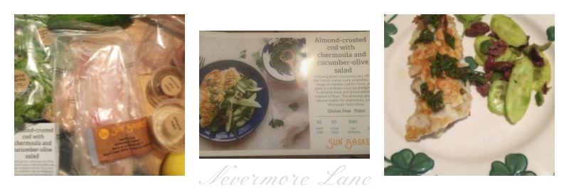 Sun Basket Makes Healthy Eating Easy | Nevermore Lane #paleo #cleaneating #GlutenFree