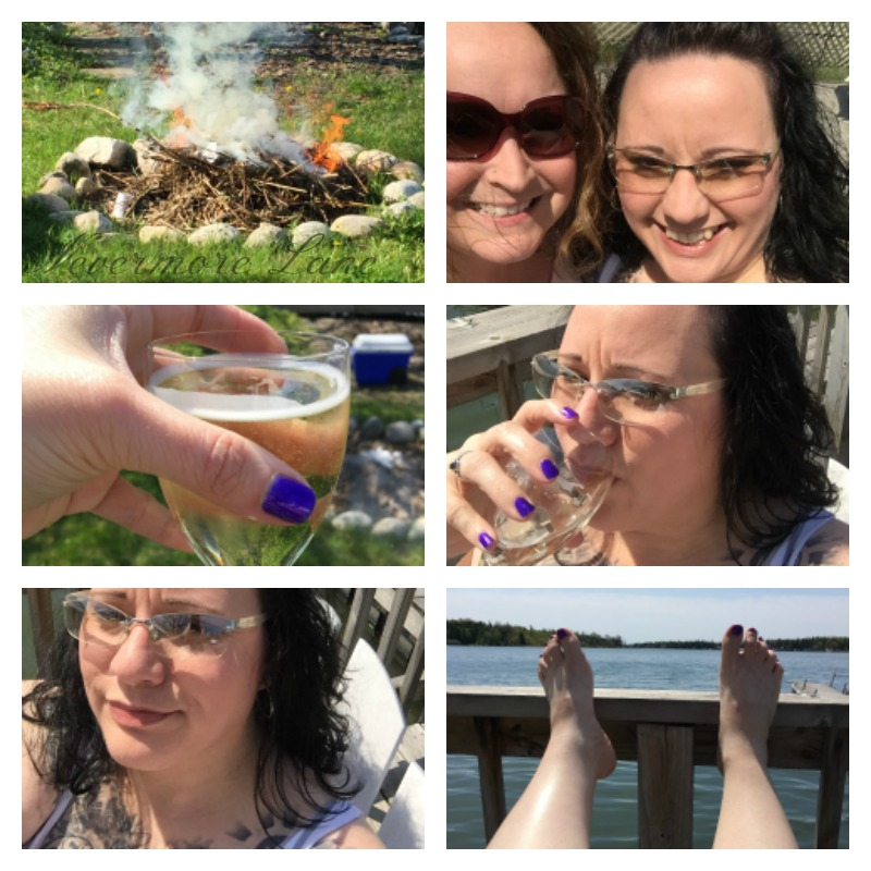 Smiles and Shenanigans in Cedarville, MI {The Weekend Edition} | Nevermore Lane