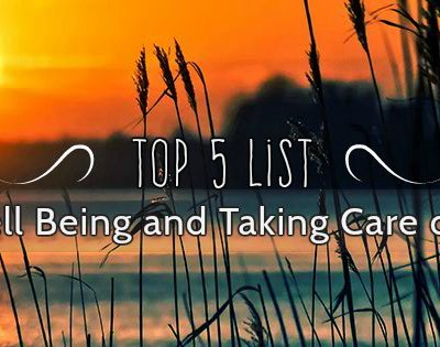 Top 5 Ways to Take Better Care of Yourself for Optimal Wellness