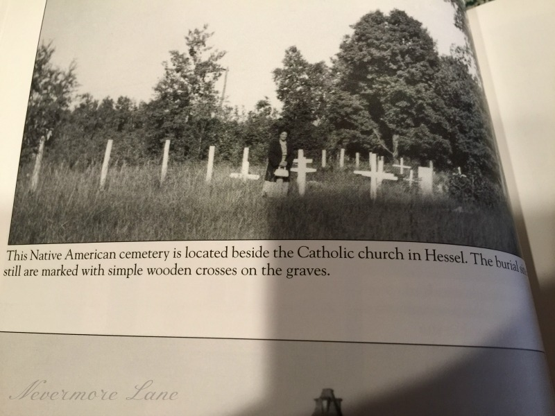 The Native American Cemetery {Hessel, MI} | Nevermore Lane