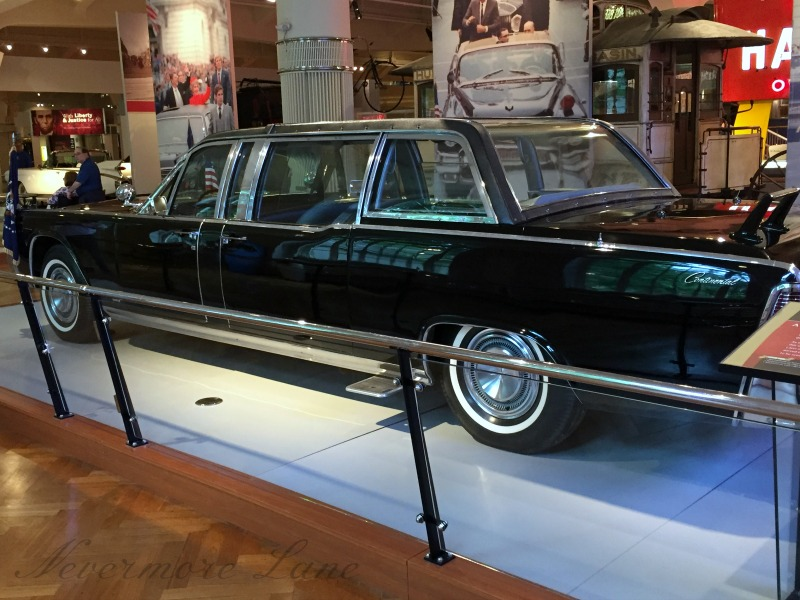 Enter the World of Auto at the Henry Ford Museum {Dearborn, MI} | Nevermore Lane