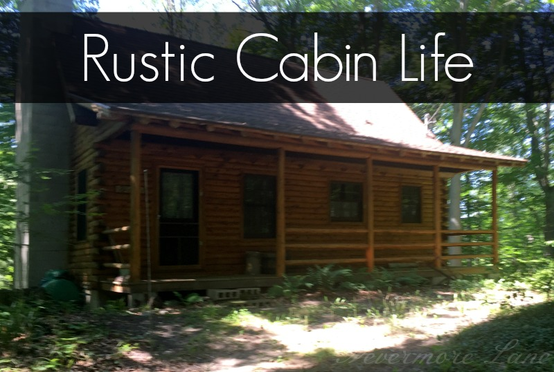 Weekend Getaway: Rustic Cabin Life {Bellaire, MI} | Nevermore Lane #travel #tinyhouse #cabin