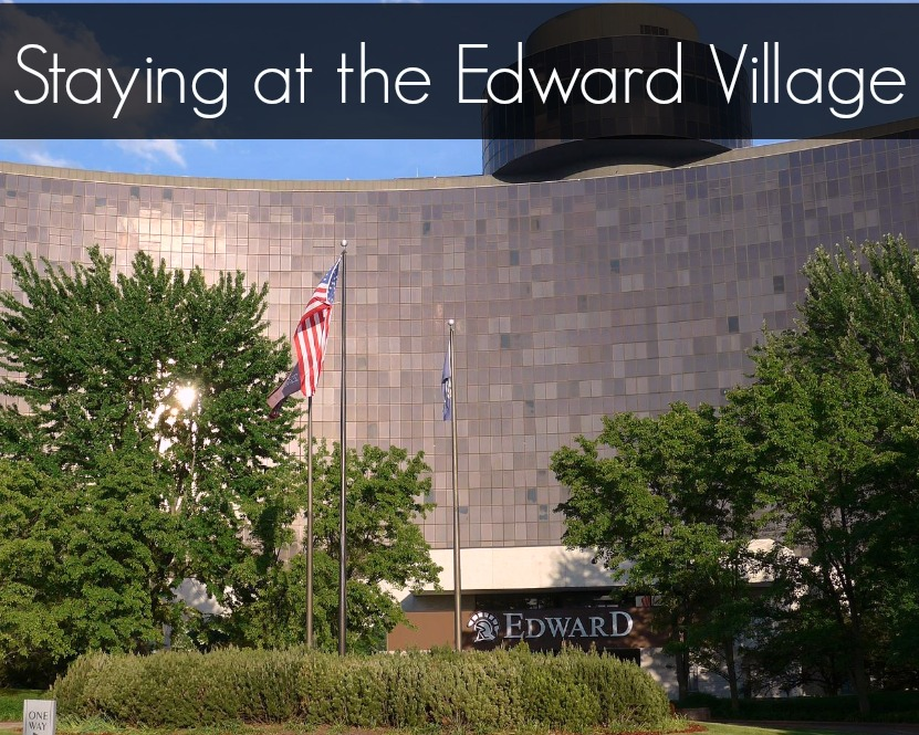 Staying at the Edward Village {Dearborn, MI} }| Nevermore Lane   #travel