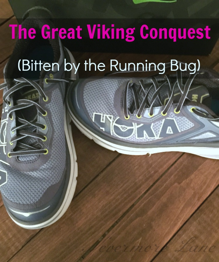 The Great Viking Conquest Race and Hoka | Nevermore Lane #VikingConquest #YesFit #HOKA