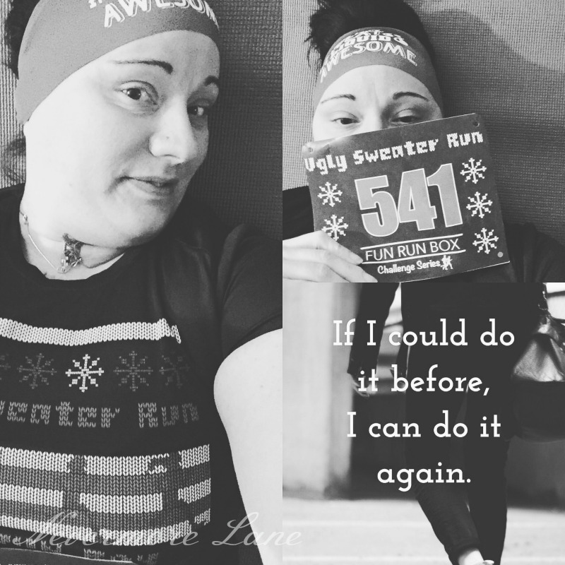#UglySweater #5k and January's Fun Run #FRBChallenge