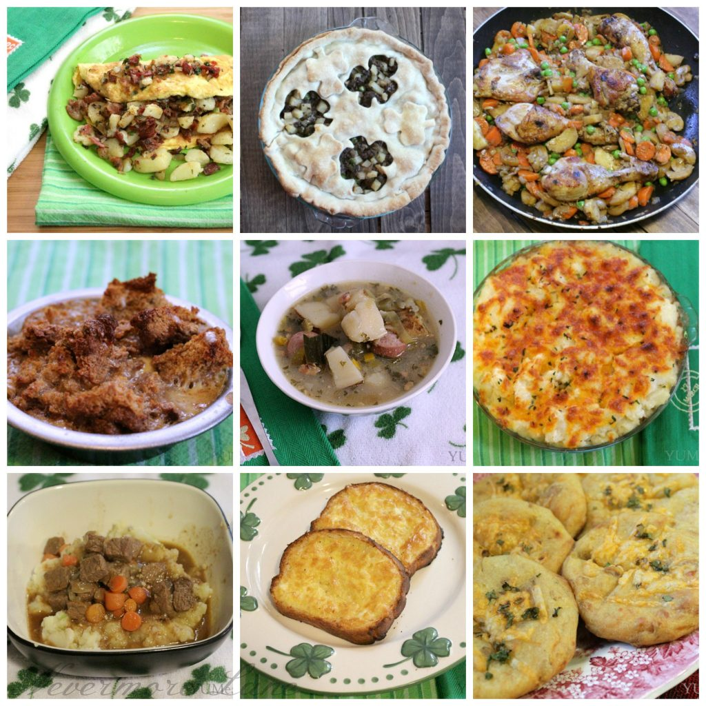 Top 10 Traditional Irish Recipes for St. Patrick's Day | Nevermore Lane